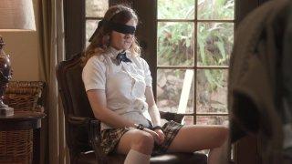 Streaming porn video still #1 from Schoolgirl Bound 5