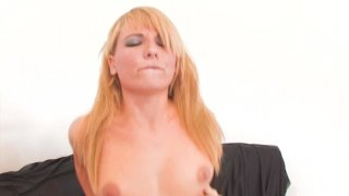 Streaming porn video still #5 from Fucking A Blonde Babe