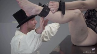 Streaming porn video still #2 from Fistful Of Submissives, A