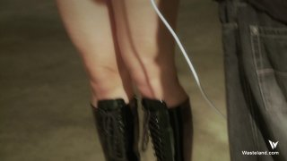 Streaming porn video still #1 from Fistful Of Submissives, A