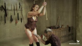 Streaming porn video still #4 from Fistful Of Submissives, A