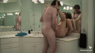 Streaming porn video still #6 from Fistful Of Submissives, A