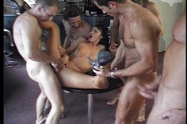 Streaming porn video still #1 from Rocco's Best Butt Fucks