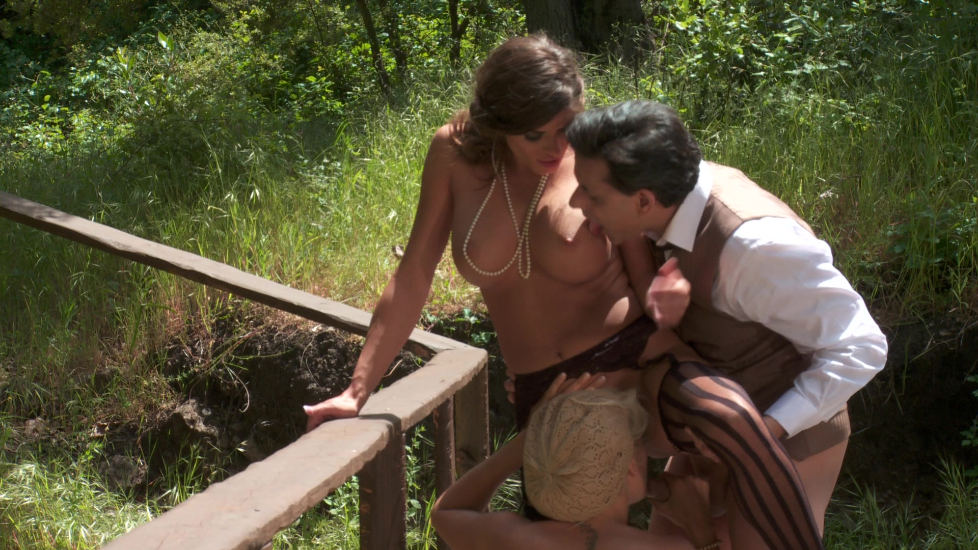 Hahtdahg! perfect:))) bonnie and clyde 2 porno