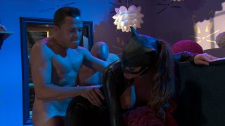 Streaming porn video still #6 from BATFXXX:  Dark Night Parody