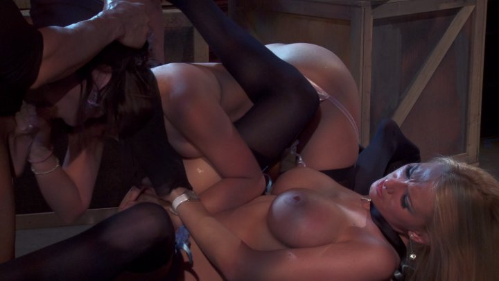 Streaming porn video still #1 from BATFXXX:  Dark Night Parody
