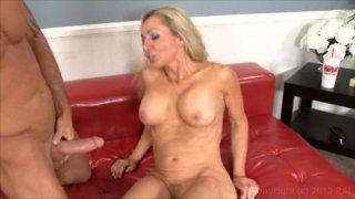 Streaming porn video still #5 from Cougar Vs. Cock #2