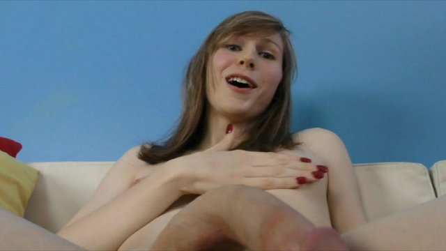 Streaming porn video still #1 from She-Male Strokers 83
