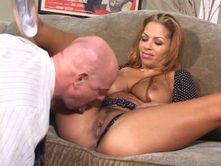 Streaming porn video still #1 from Ebony Chicks & White Dicks