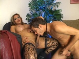 Streaming porn video still #1 from Transsexual Girlfriends Vol. 2
