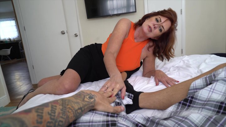 Streaming porn video still #6 from My Hot Horny Aunt