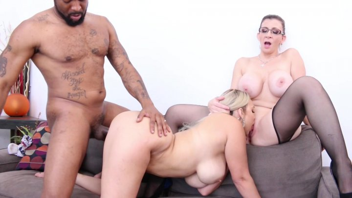 Streaming porn video still #1 from Big Tit Boss Bitches