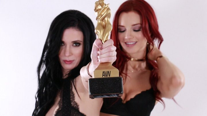 Streaming porn video still #3 from Lesbian Performers Of The Year 2018