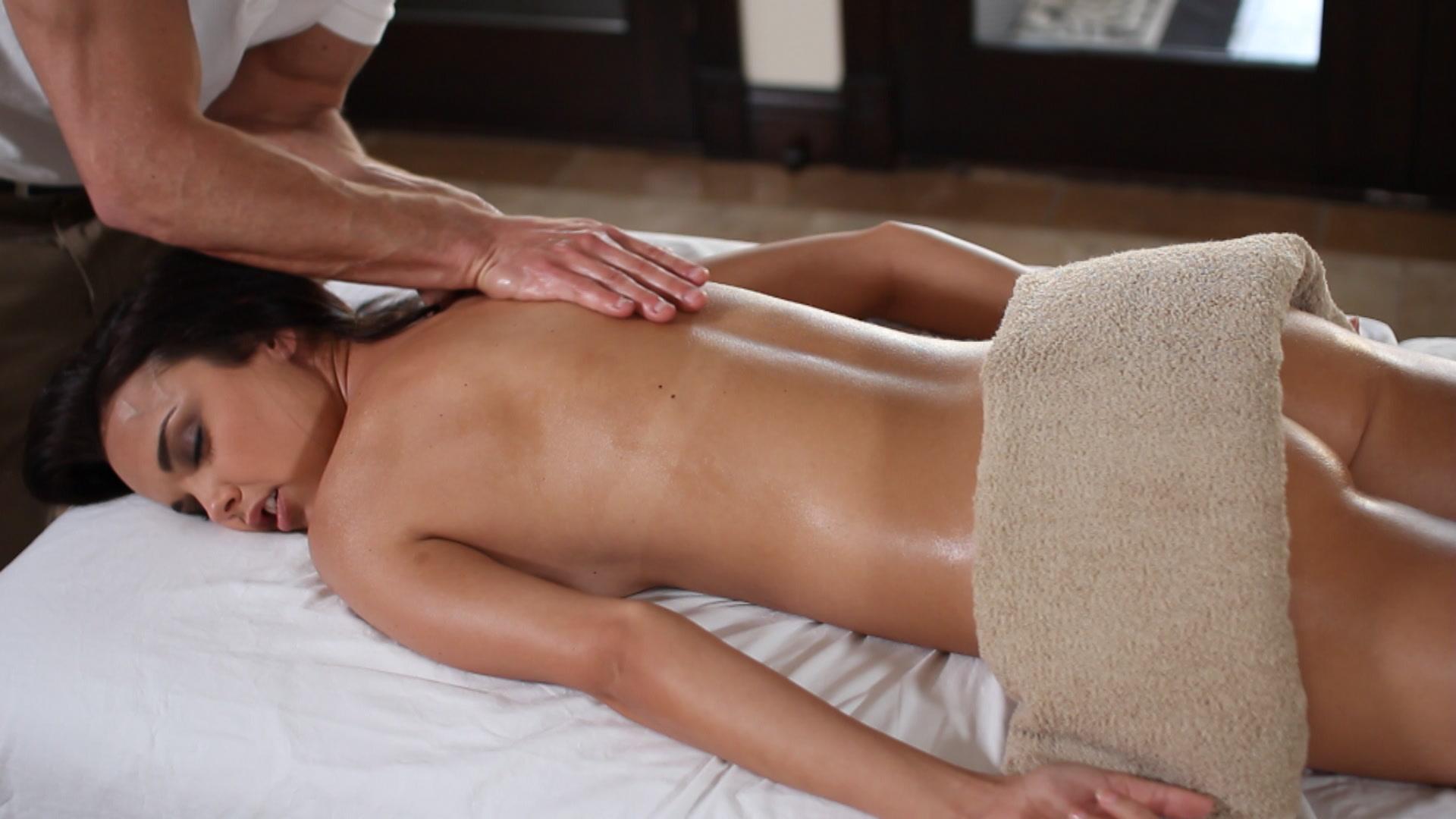 Happy ending massage gombe