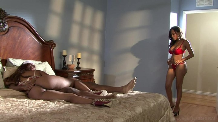 Streaming porn video still #2 from Chocolate MILF 3