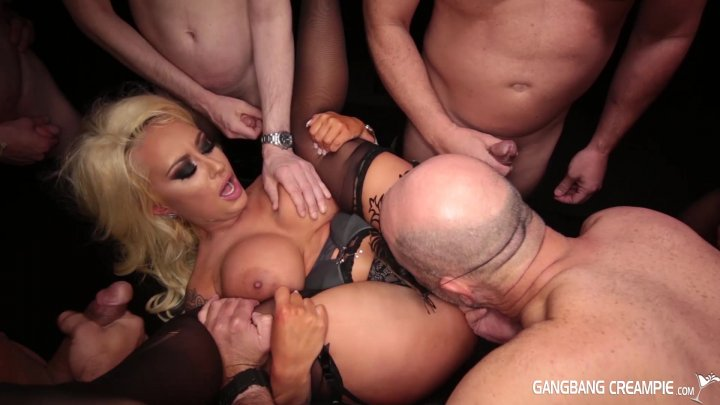 Streaming porn video still #1 from Gangbang Creampie First Timers Vol. 1