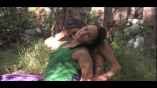 Streaming porn video still #2 from Hairy In America #2: Lesbian Edition
