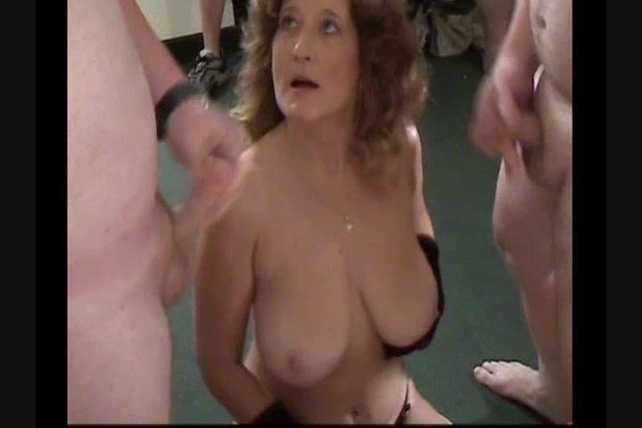 Breast floppy mature