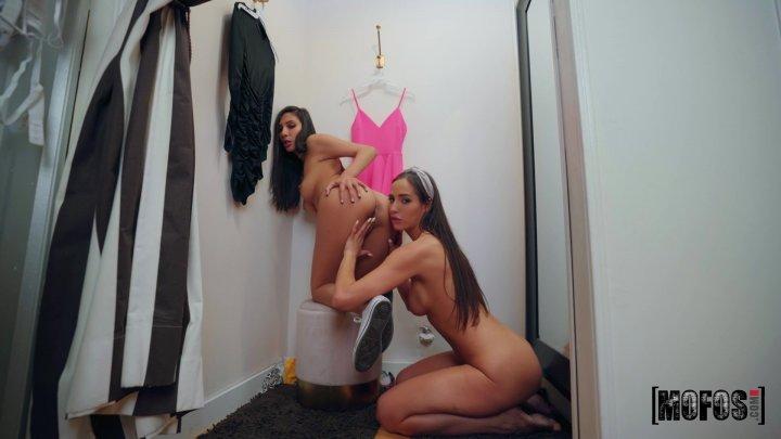 Streaming porn video still #5 from Girls Gone Pink 10