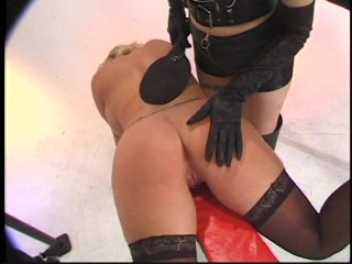 Streaming porn scene video image #7 from Hot lesbian BDSM