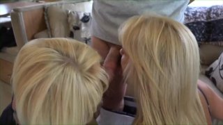 Streaming porn video still #4 from Naughty Alysha's Whore Bus 3