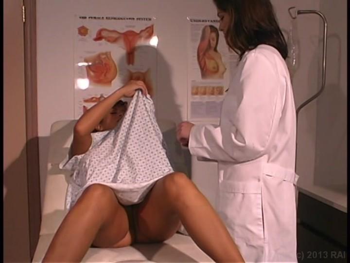 Saggy boob test