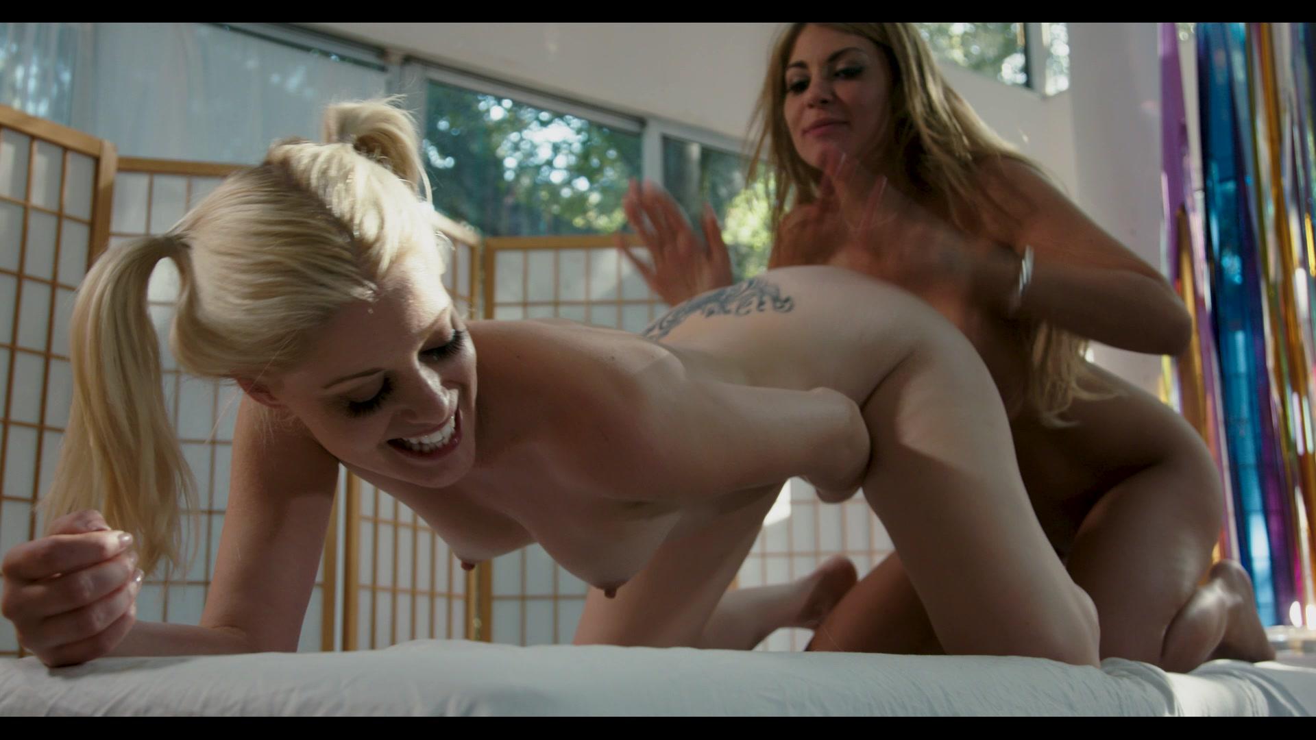 Lesben Anal Massage