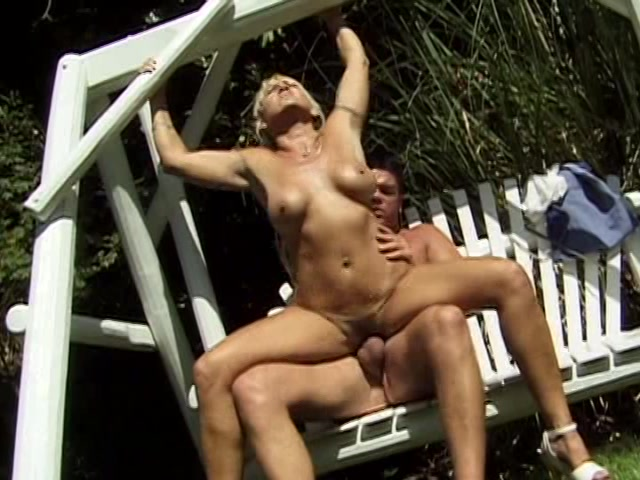 Streaming porn video still #8 from Making Cougars Cum
