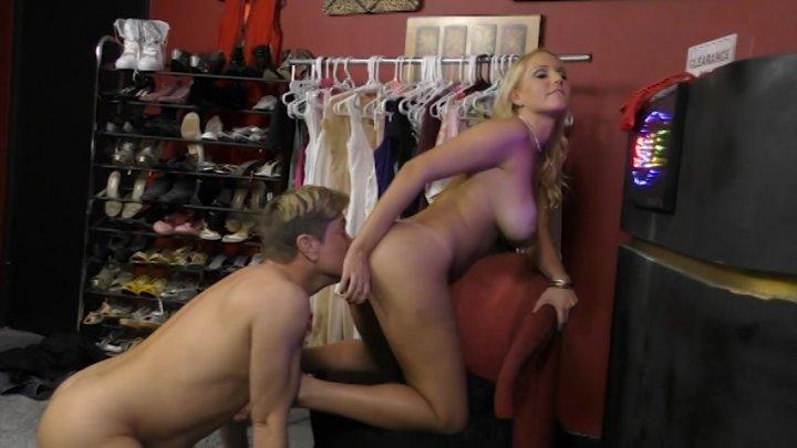 Streaming porn video still #2 from FemDom Ass Worship 36