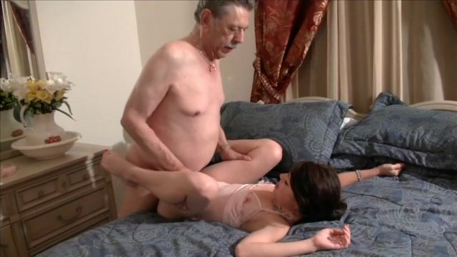 Streaming porn video still #3 from Weekends At Grandpas