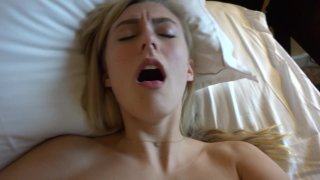 Streaming porn video still #4 from Break That Teen Pussy