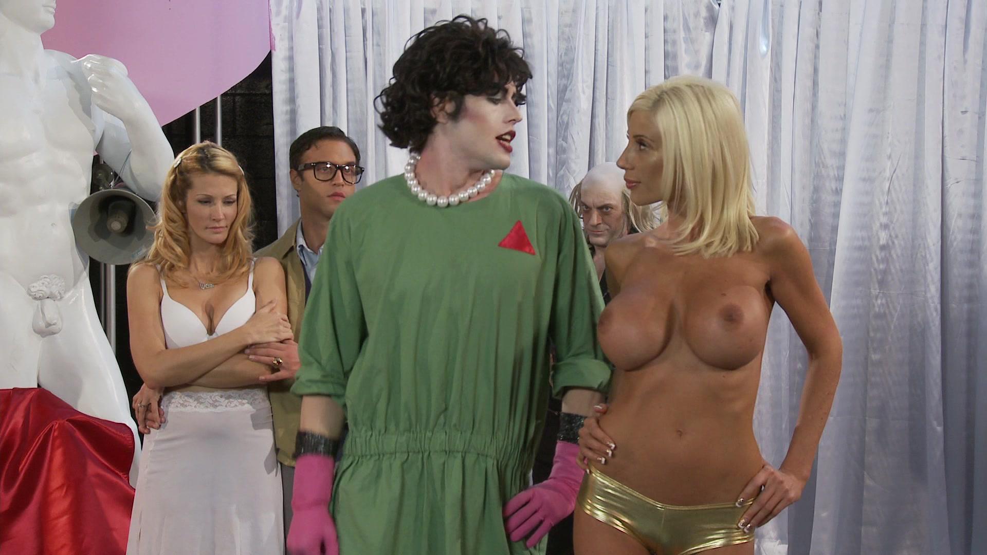 Nude spread gif
