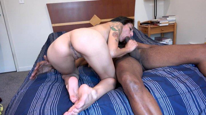 Streaming porn video still #3 from Kick Ass Chicks 104: She Went Black