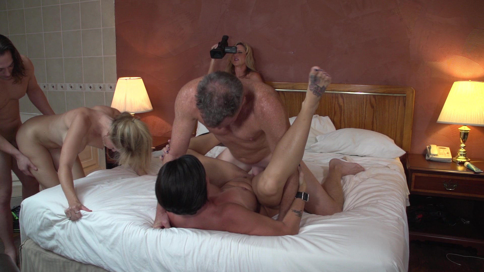 Real American Swinger Stories 2 2014  Adult Dvd Empire-3896