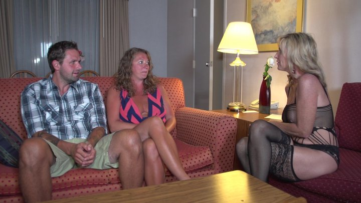 Streaming porn video still #4 from Real American Swinger Stories 2