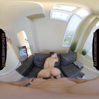 Aften Is A Horny Nudist Yoga Teacher video capture Image