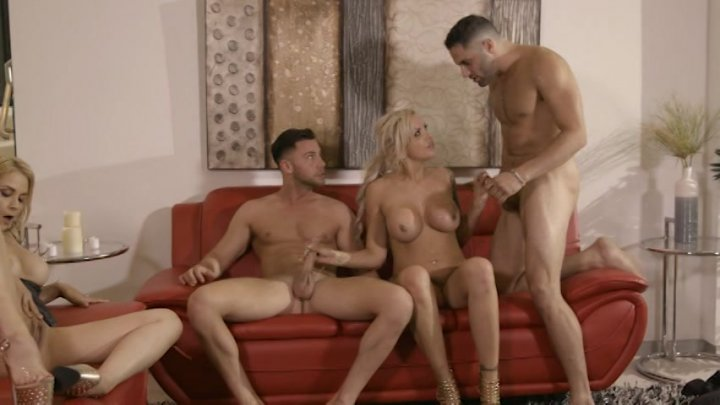 Streaming porn video still #1 from Group Sex 12