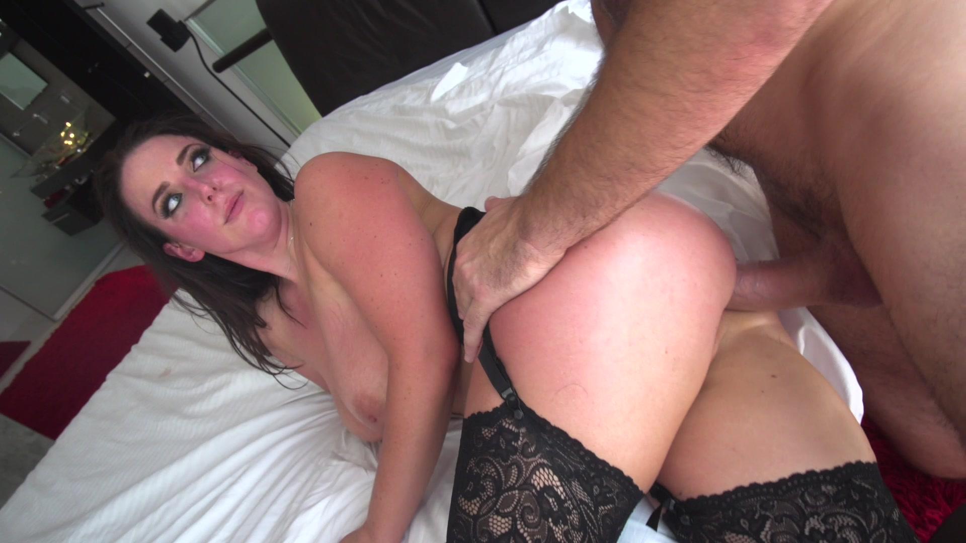 JANELLE: Busty bra busters