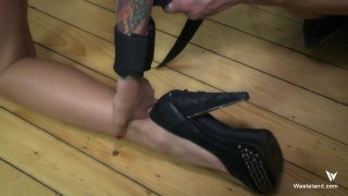 Streaming porn video still #8 from Vyxen Steel In Trouble