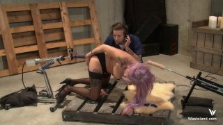 Streaming porn video still #5 from Vyxen Steel In Trouble