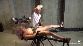 Streaming porn video still #3 from Vyxen Steel In Trouble