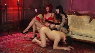 Streaming porn video still #4 from Perversion And Punishment 13