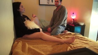 Streaming porn video still #3 from James Deen's Amateur Applications 4