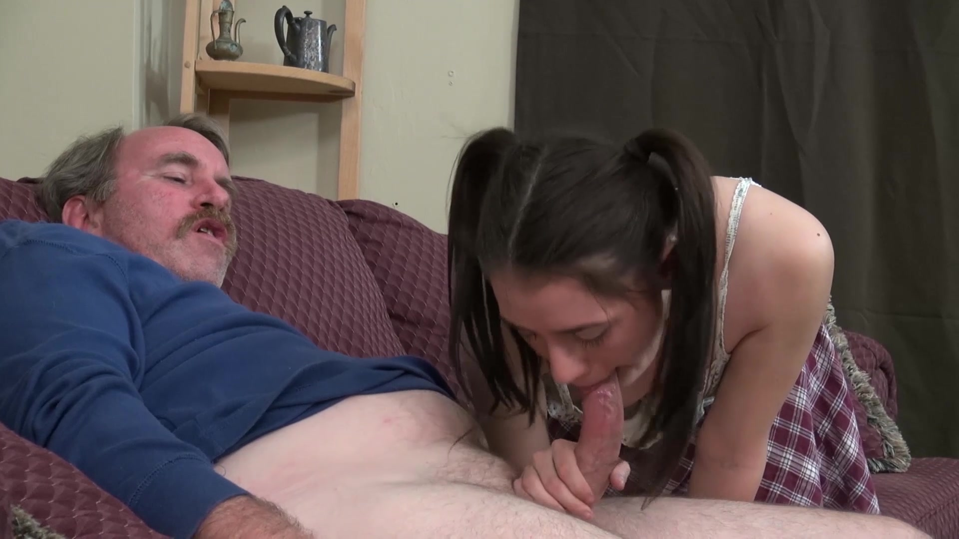 daddy-touch-pussy-porno