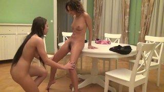 Streaming porn video still #8 from Hairy Hot & Horny #2