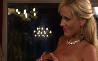 Streaming porn video still #2 from Busty Lesbian Adventures