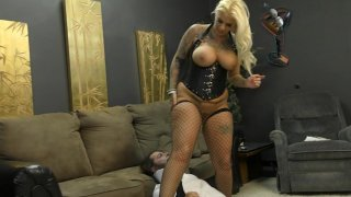 Streaming porn video still #9 from Mean Amazon Bitches 8
