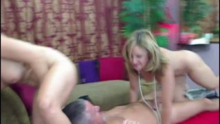Streaming porn video still #4 from Real American Swinger Stories 3