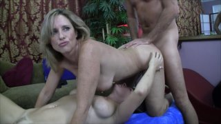 Streaming porn video still #7 from Real American Swinger Stories 3