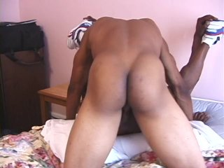 Streaming porn scene video image #5 from Black Studs Ram Each Other